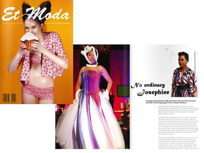 Featured in Et Moda